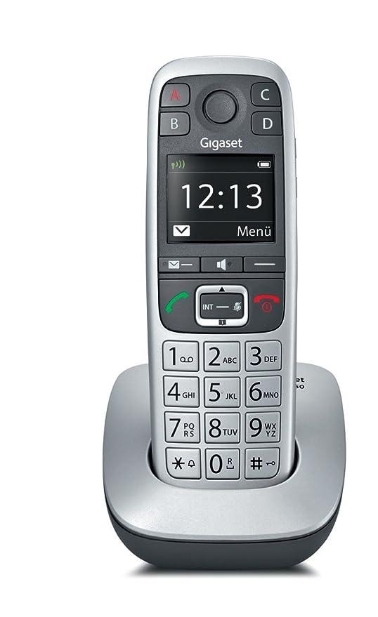 2 opinioni per Gigaset E560 Telefono Cordless con Schermo [Francia]