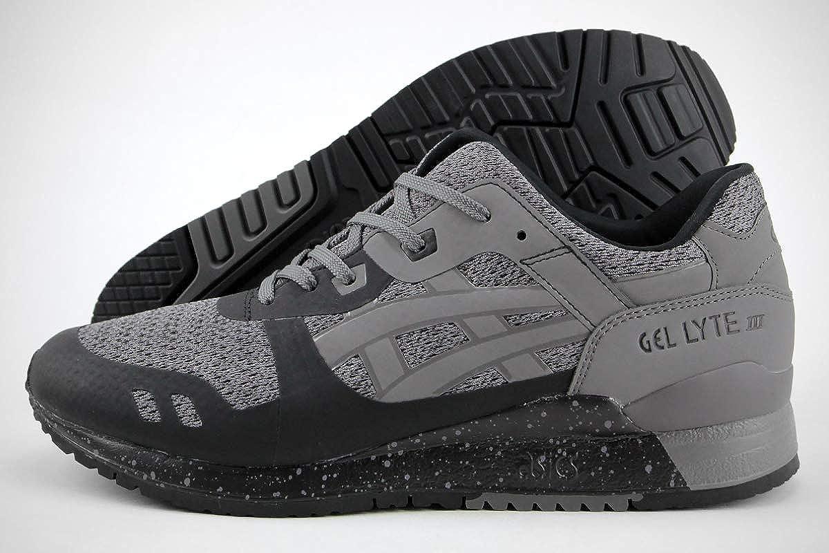 separation shoes ade2c 3ba43 ASICS GEL-Lyte III NS Men | Black/Carbon (H715N-9097) (8.5-Men)