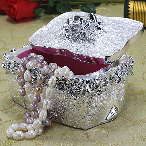 Deluxe Jewelry Chest - 7