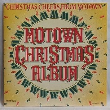 Motown Christmas Music.Motown Christmas Album Christmas Cheers From Motown