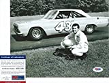 Autographed Richard Petty Photograph - King 8X10 COA #43 AC51183 - PSA/DNA Certified - Autographed Photos