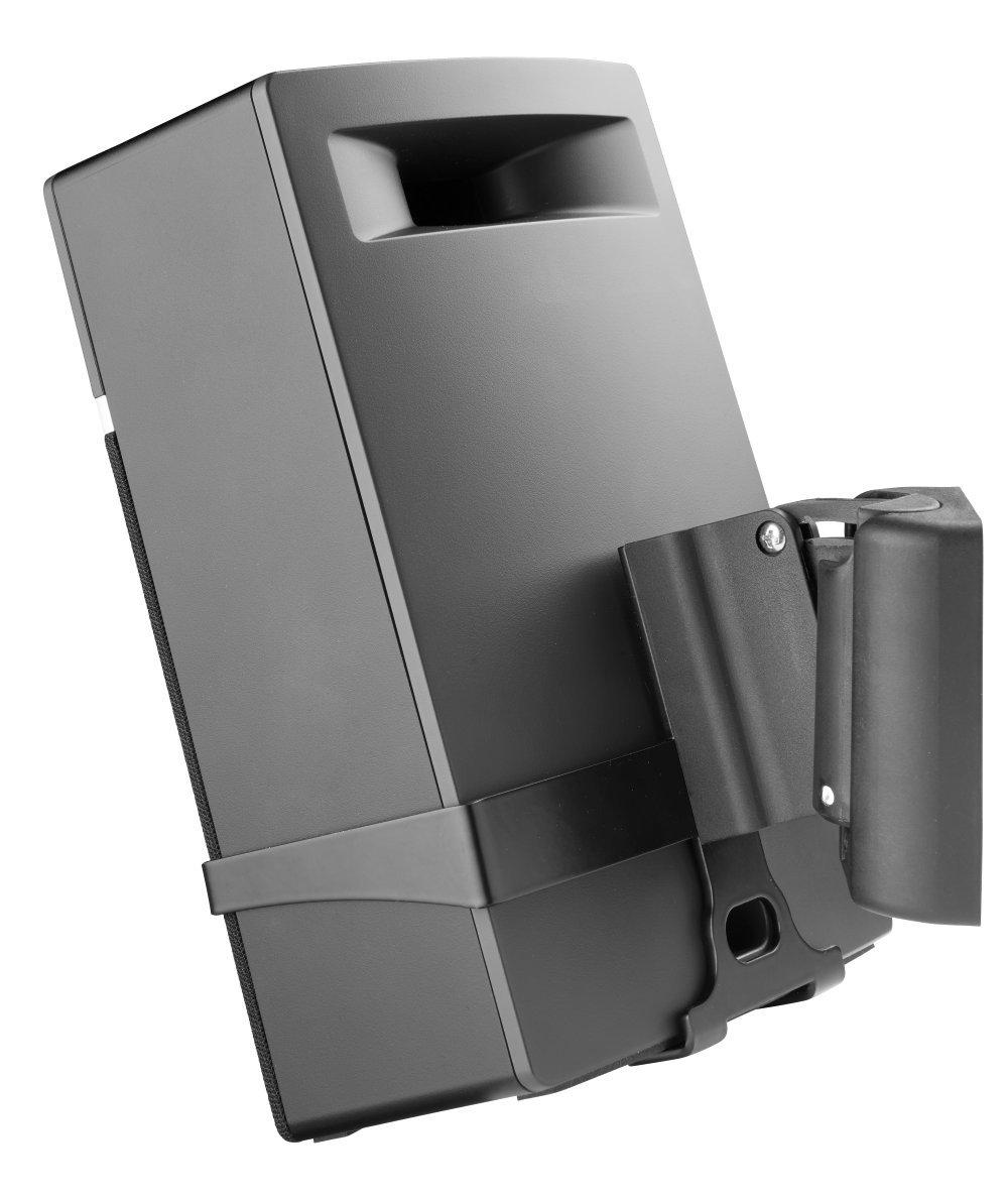 Cavus Wall Mount Bose SoundTouch 10 - Full motion Wall Bracket for Bose SoundTouch 10 speaker - CMST10B - Black