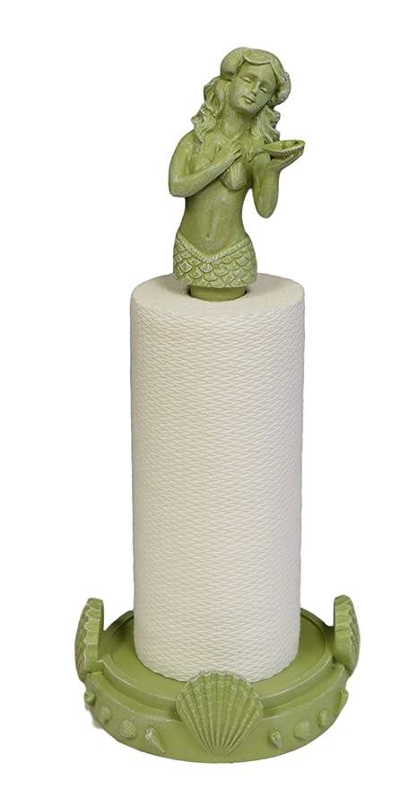 Coastal Paper Towel Holder New Amazon Hickory Manor House Mermaid Paper Towel HolderCoastal