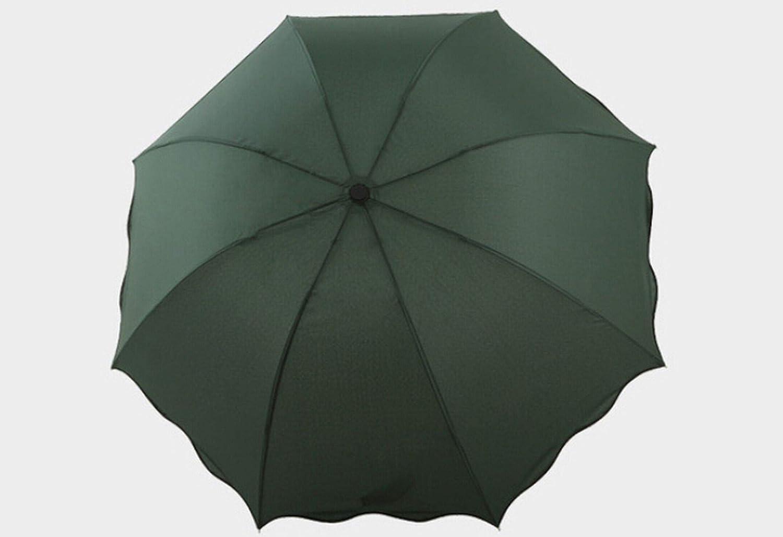 Amazon.com: Paraguas de lluvia para mujer con 4 asas ...