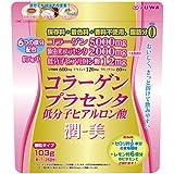佐久間 ノンシュガー コラーゲン+ヒアルロン酸キャンディ ピーチミルク味 60g