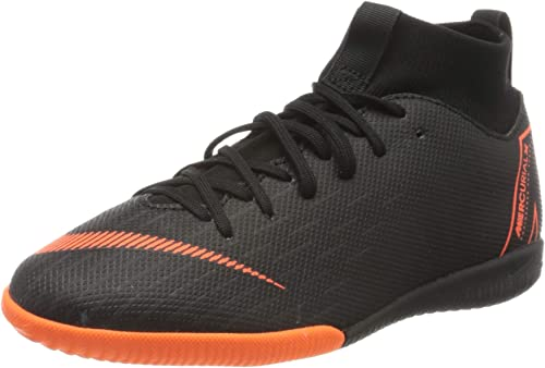 Nike Jr. MercurialX Superfly VI Academy, Chaussures de Football Mixte Enfant