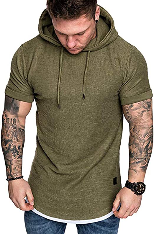 Mens Long Sleeve Shirt Youth Casual Pullover Oversize Tops Blouse Coat Loose
