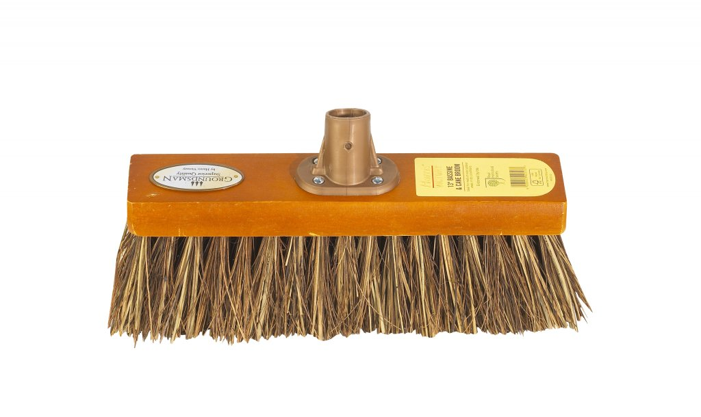 Groundsman Bassine Cane Broom Head 13' (327844)