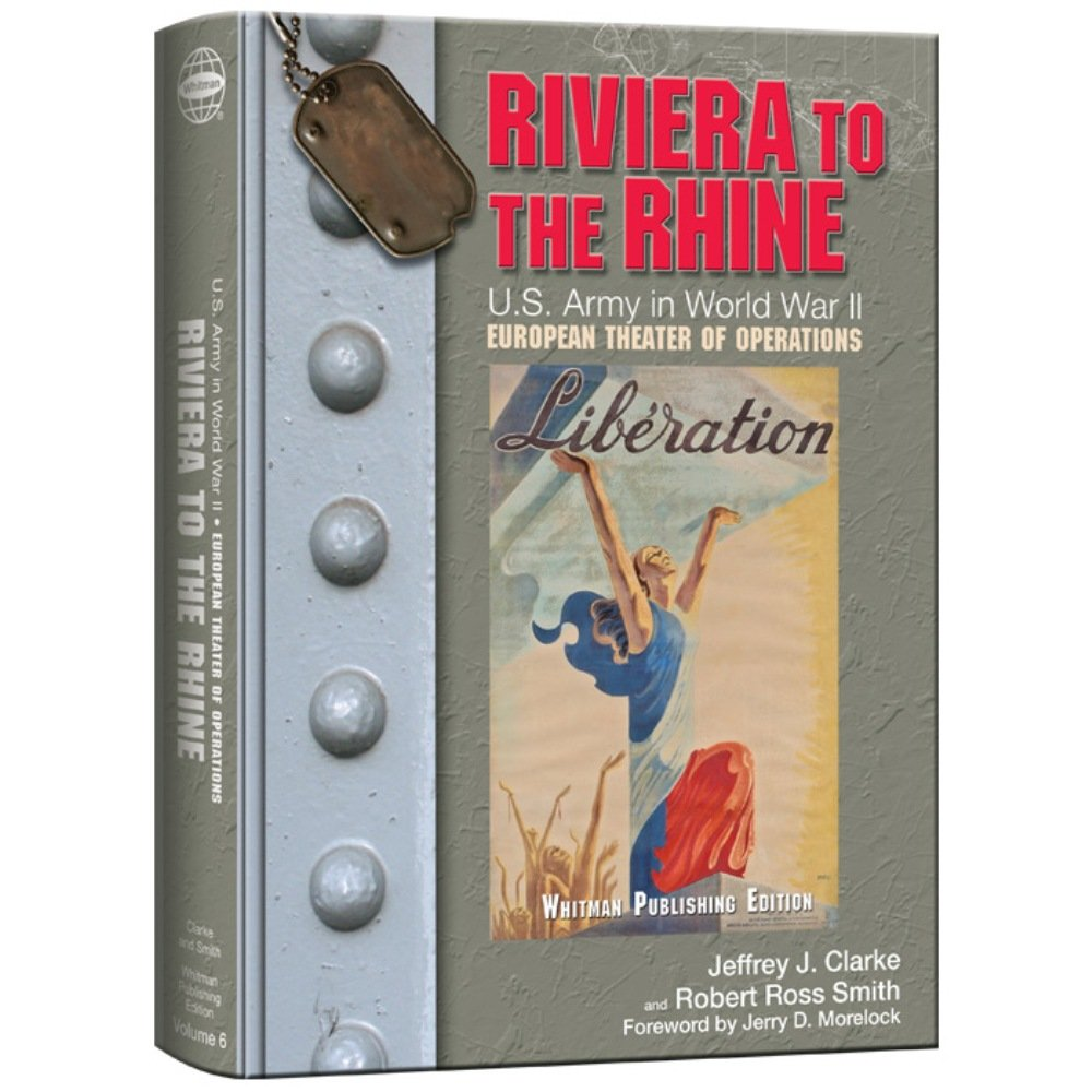 Download Riviera to the Rhine: U.S. Army in World War II: The European Theater of Operations (United States Army in World War II: The European Theater of Operations) PDF