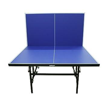 JOYFAY mesa de tenis de mesa PING PONG mesa extraíble conjuntos de ...