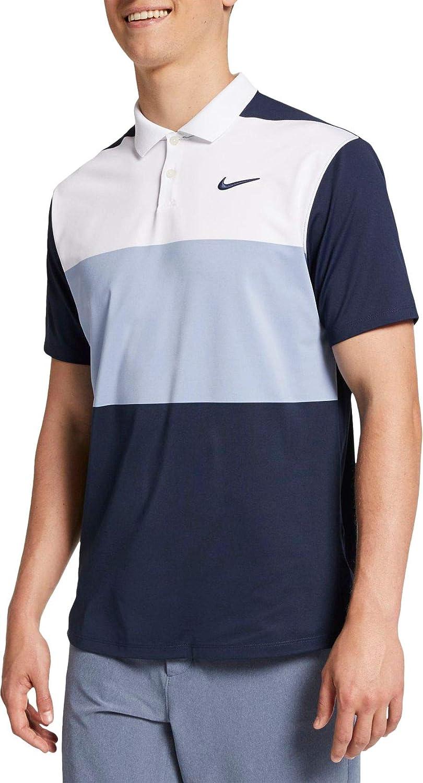 [ナイキ] メンズ シャツ Nike Men's Vapor Color Block Golf Polo [並行輸入品] S  B07TF6151M