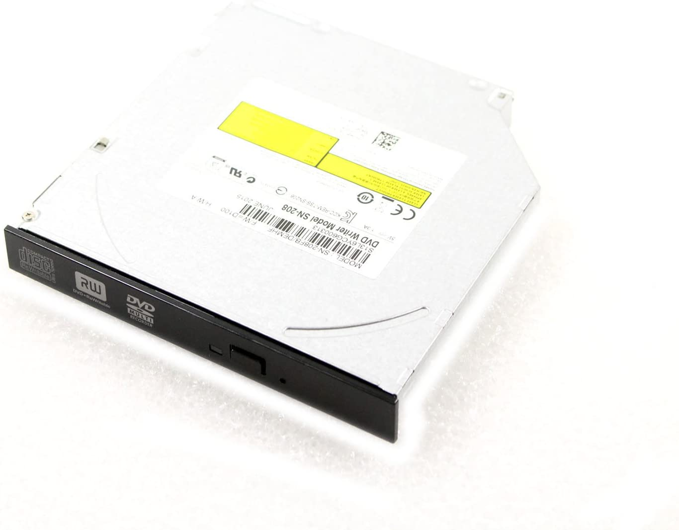 DELL 48CF4 Optical Disc Drive - DVD-RW Rewritable - Slim-line - Optical disc drive for Laptop