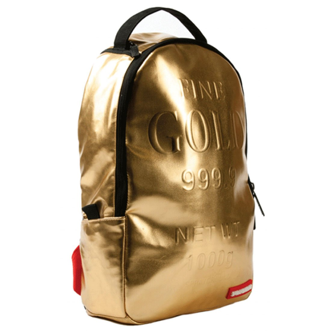 Sprayground Unisex Mini Gold Bricks Backpack Assorted