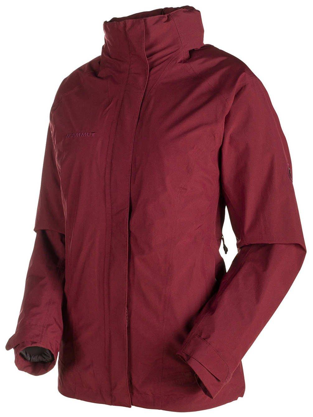 【即納!最大半額!】 Mammut Ayaka Ayaka 4-S Women's Jacket Jacket merlot B072LY781R XL B072LY781R, ヨコガワチョウ:bd106ea2 --- arianechie.dominiotemporario.com