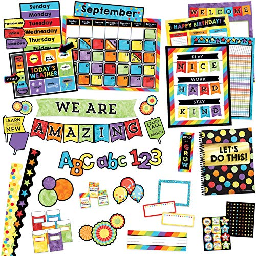 Celebrate Learning Classroom Environment Décor All In One Kit ()