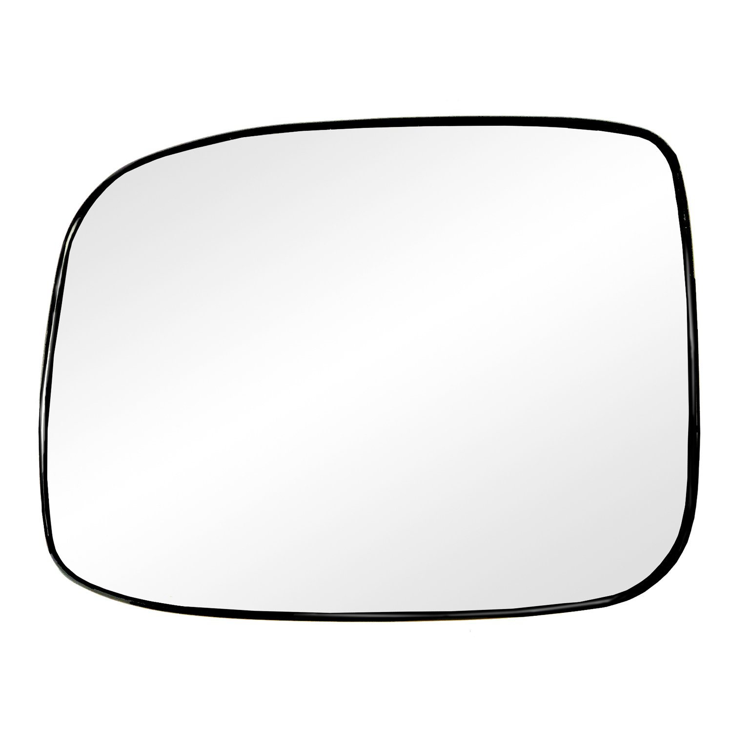 Fit System 88240 Chevrolet/GMC Left Side Manual/Power Replacement Mirror Glass with Backing Plate