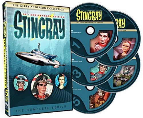 Stingray: The Complete Series – 50th Anniversary Edition