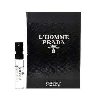 0fc1f14529fa Amazon.com   PRADA L Homme Prada Intense Eau de Parfum, Deluxe ...