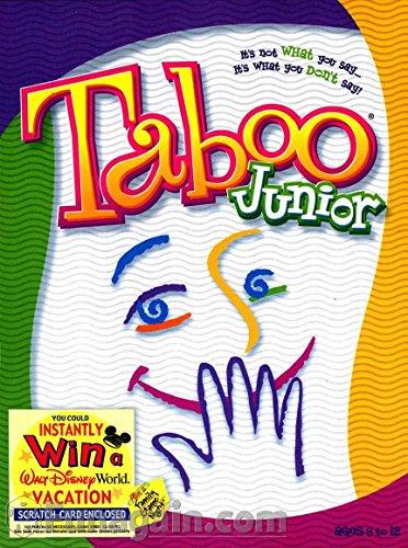 Taboo Junior (2001 Edition)