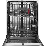 ge gdt655smjes 24 built in fully integrated dishwasher in slate