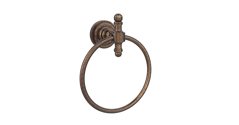 Allied Brass RD-16-VB 15cm Towel Ring, Venetian Bronze B003XRN8HY ベネチアンブロンズ ベネチアンブロンズ