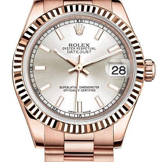 Rolex Datejust Reloj Suizo automático Femenino 178275 (Certificado prepropietario)