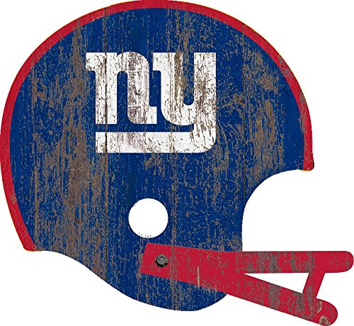 New York Giants Cut Out - 3
