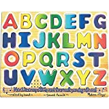 MELISSA & DOUG SOUND PUZZLES ALPHABET (Set of 6)