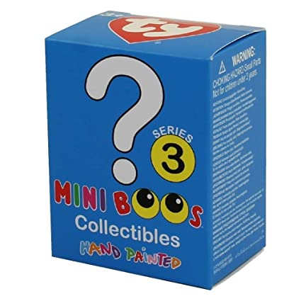 ae226ab3269 Amazon.com  Ty Beanie Babies 25003 Mini Boos Collectable Series 3 ...