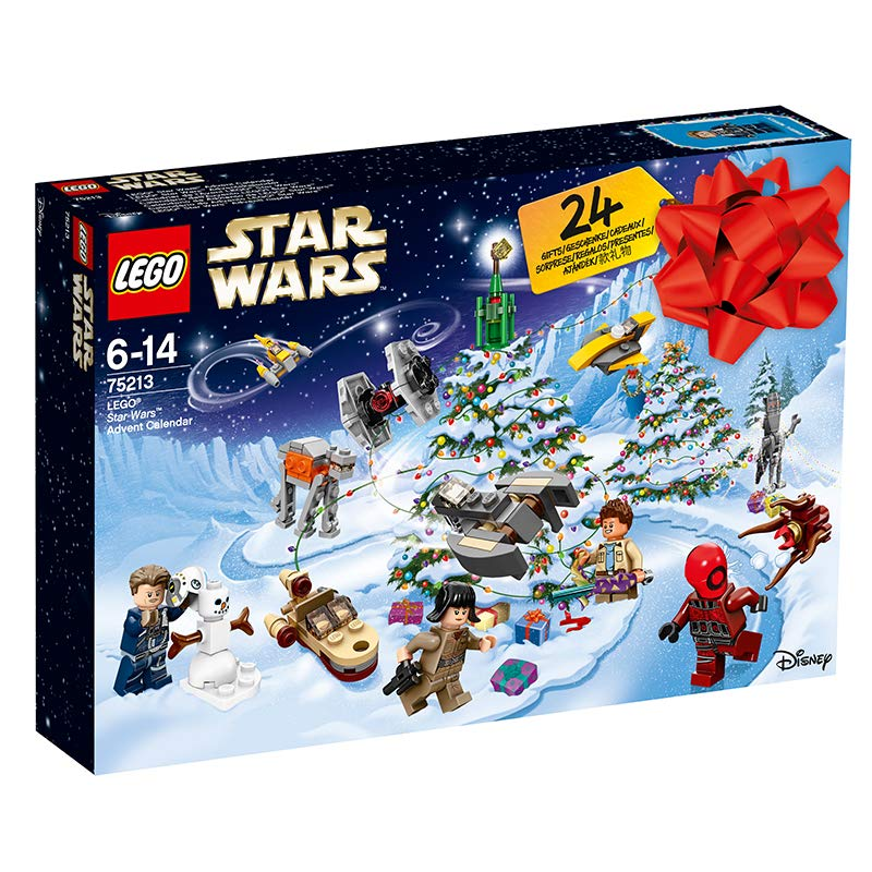 LEGO GMBH Lego Star Wars Adventskalender 5702016112078