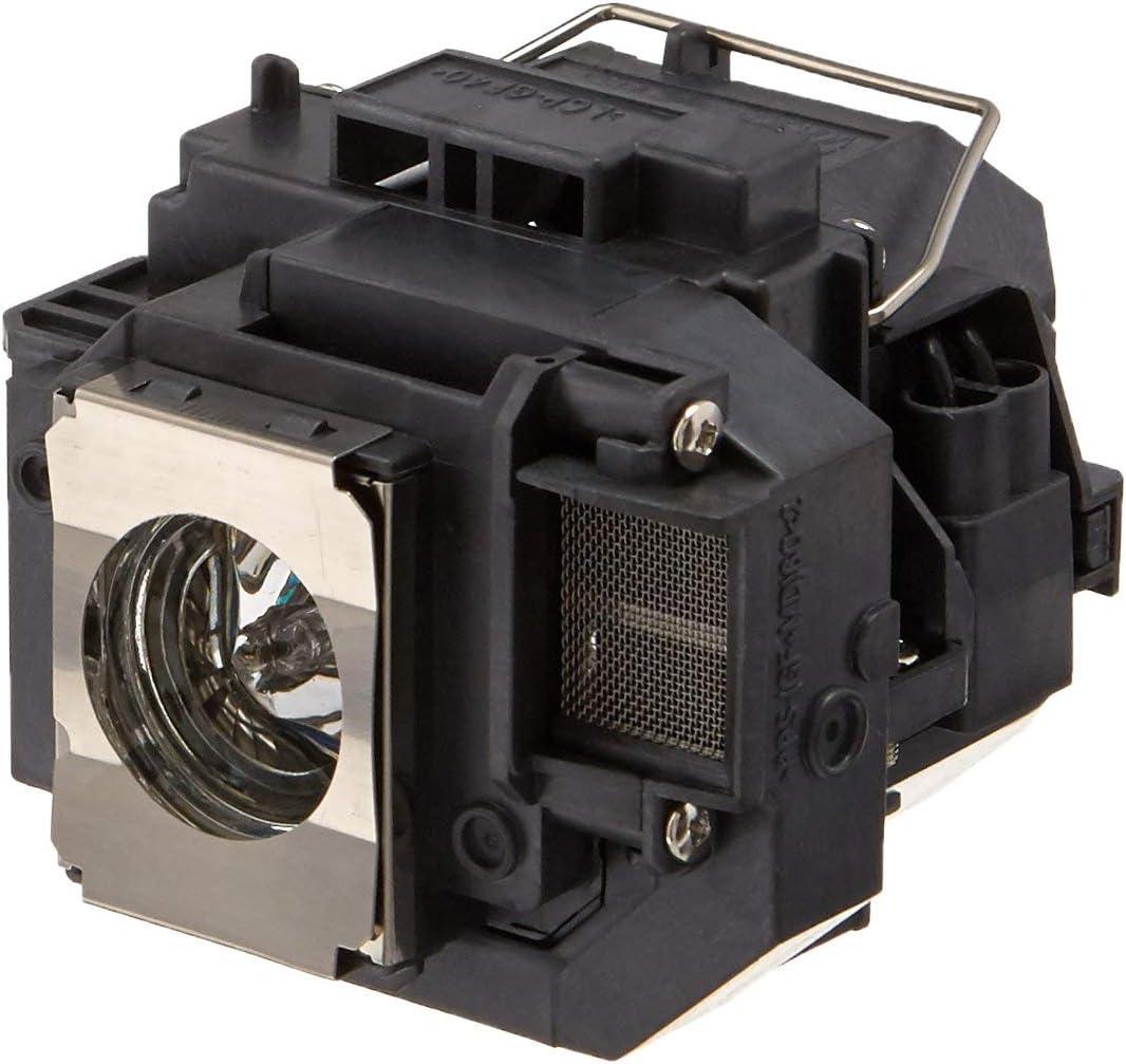 EB-X7 EB-X8e EX31 PowerLite S7 EB-W7 EB-W8 EH-TW450 Powe... EB-X72 EX51 Wikinger ELPLP54 // V13H010L54 Ersatzlampe f/ür EPSON EB-S72 EB-X8 EB-S7 EB-S82 EX71 PowerLite HC 705HD EB-S8