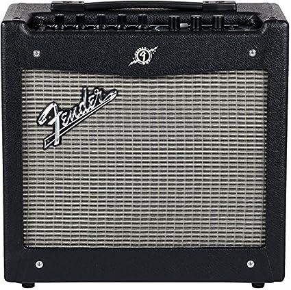 amazon com fender mustang i v2 20 watt 1x8 inch combo electric rh amazon com Fender Mustang Fender Cover