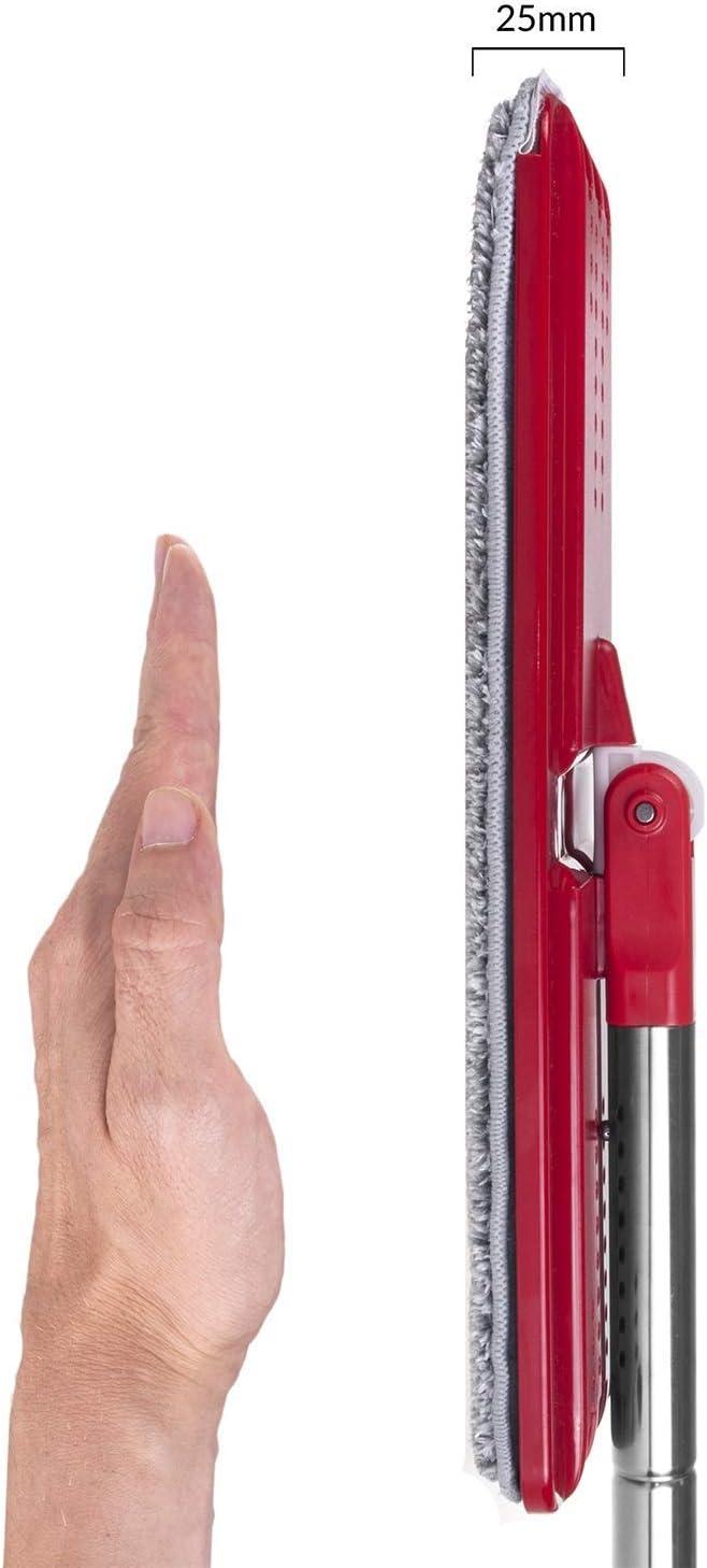 GreenBlue GB800 Balai serpill/ère rotatif Syst/ème de nettoyage Kit nettoyant Rotation 360/°
