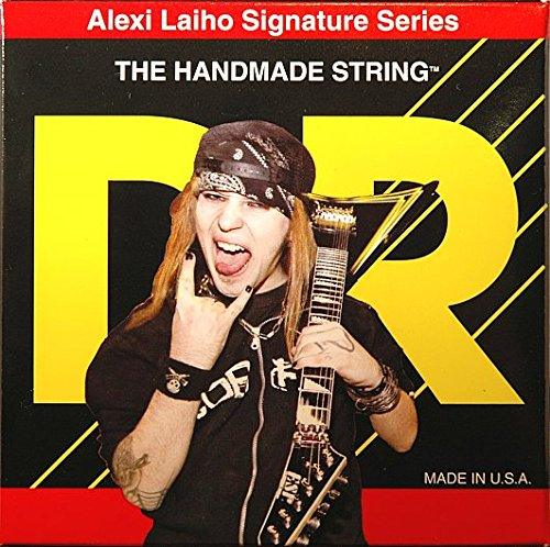 DR Strings Alexi Laiho Signature Guitar Strings - Extra Heavy Alexi Laiho Signature Guitar