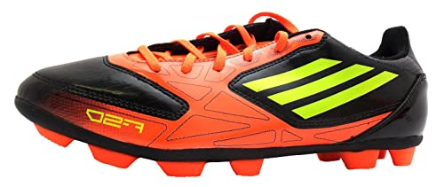 the best attitude 9ce08 a6e98 Adidas F5 Trx Hg - Botas de fútbol para hombre Naranja naranja Amazon.es  Zapatos y complementos