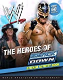 Download The Heroes of SmackDown Sticker Activity Book (WWE) by Not Available (NA) (2011-06-09) in PDF ePUB Free Online