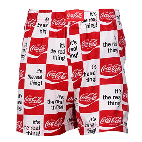 Coca Cola Boxer Shorts Adult