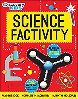 Discovery Kids Science Factivity Kit