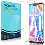 Zeking Tempered Glass Screen Protector Compatible with Huawei Mate 20 Lite - 2 Pack, if applicable