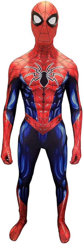 COSPLAY Il Nuovo Spider-Man Hero Costume aderente su tutto il corpo con maschera zentai