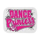 Royal Lion Baby Burp Cloth Dance Princess