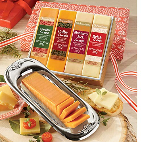5-Piece Gift Box Cheese Bars wit...