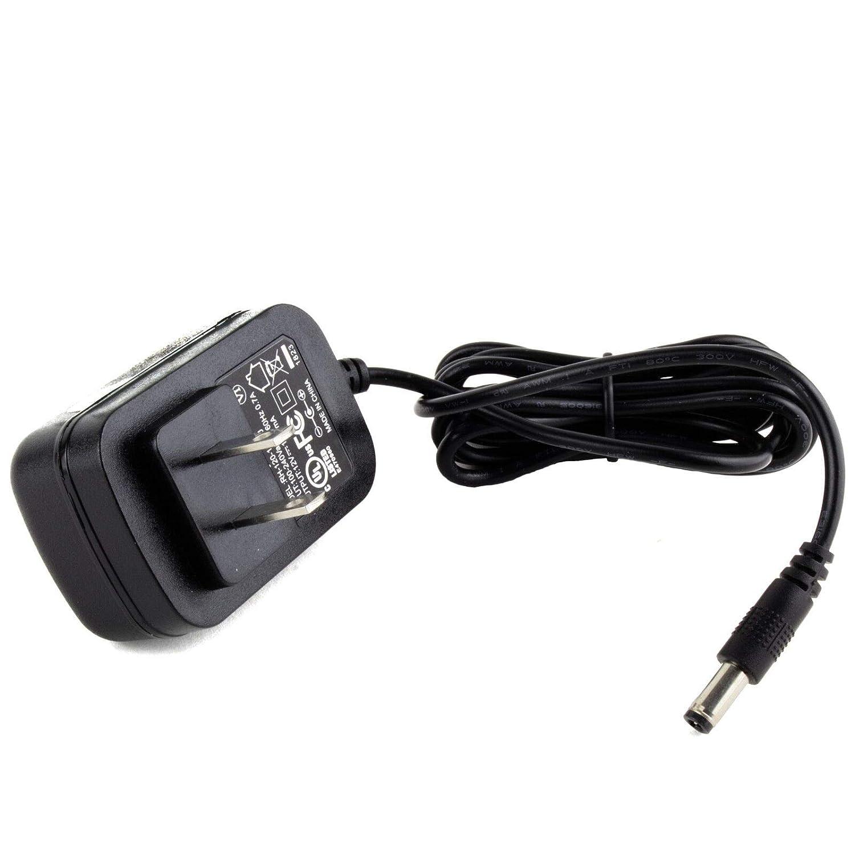 US Plug MyVolts 12V Power Supply Adaptor Compatible with Yamaha PA-1207 PSU Part