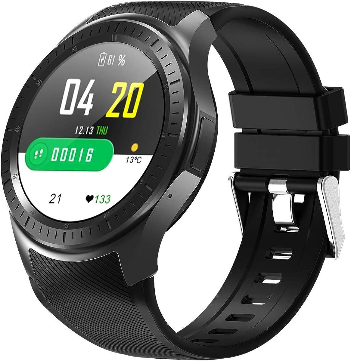 WOVELOT Dm368 Plus Reloj Inteligente Reloj Inteligente 4G Mt6739 ...