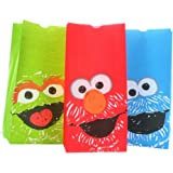 Sesame Street Lunchfun Paper Lunch Bags 20 pc (2 pks of 10) Treat Party Favors Elmo