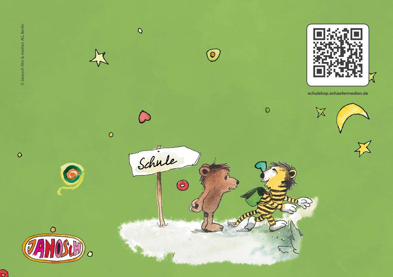 Schreiblernhefte A5 A5 A5 quer mit lustigem JANOSCH-Motiv »Fröhliche Schulstunde« Lineatur SL (32 Grün, 16 Hefte) B07FQBWNSM | Modern Und Elegant  | Konzentrieren Sie sich auf das Babyleben  | Shopping Online  de4a04
