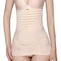 JADE KIT C avsnitt återhämtningsbälte, 3-i-1 postpartum stöd återhämtning magen midja Pelvis bälte formkläder, justerbar…