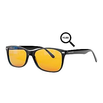 Swanwick Sleep Blue Light Blocking Glasses   FDA Registered Gamer Glasses  And Computer Eyewear For Deep