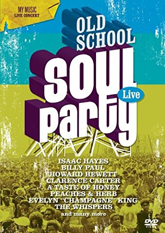 Old School Soul Party Live (Music Videos For Party)