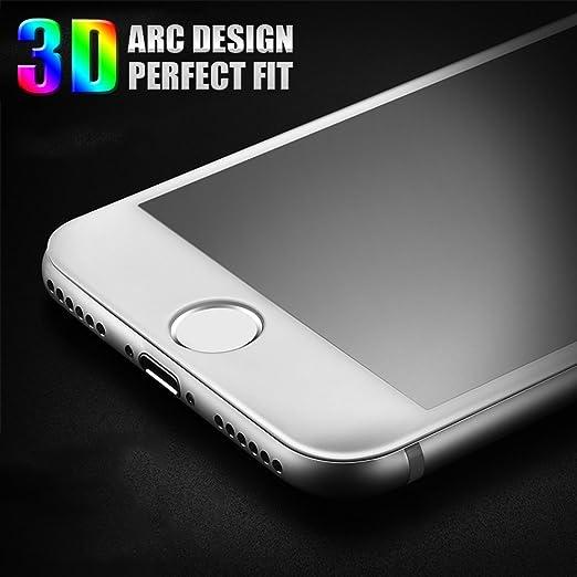 52 opinioni per iPhone 7 Plus Pellicola Protettiva, TEFOMATE® Pellicola Protettiva Temperato di
